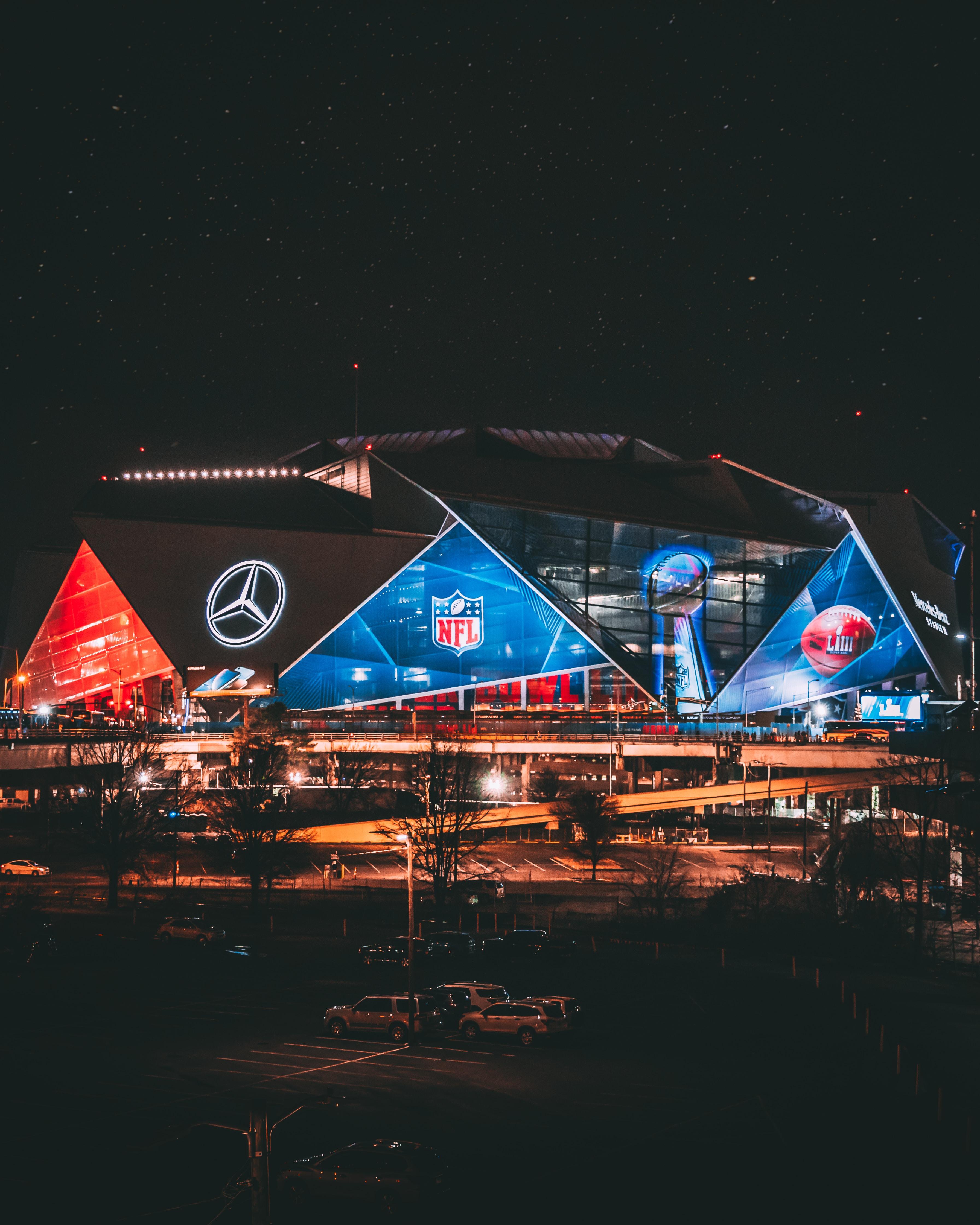 Mercedes Benz Stadium Atlanta Sports Tourist