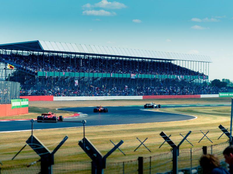 2021 British Grand Prix (Formula One)