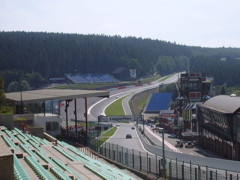 2021 Belgian Grand Prix (Formula One)