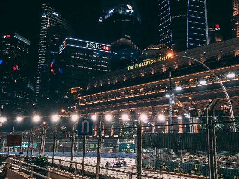 2021 Singapore Grand Prix (Formula One)