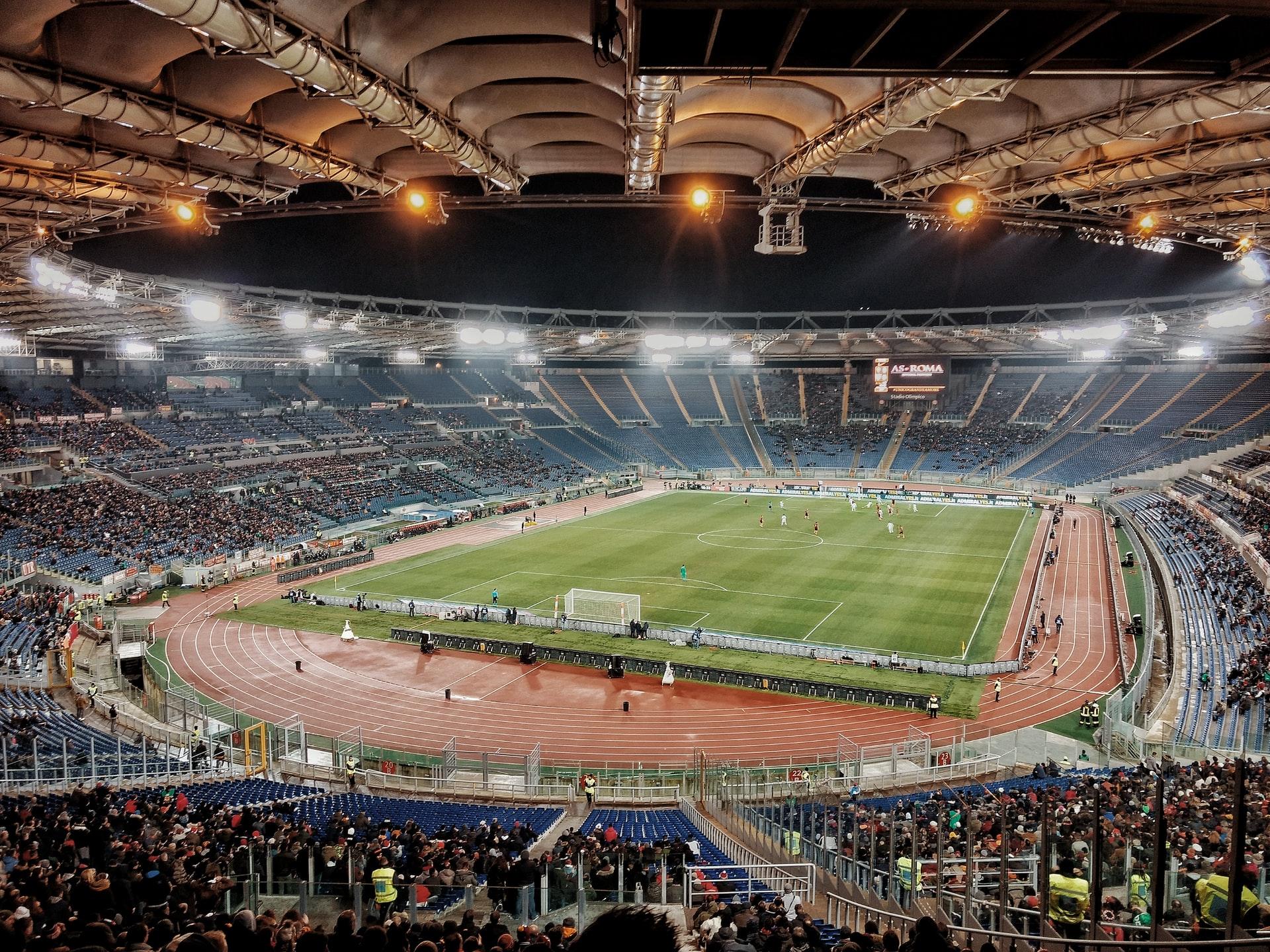 Stadio Olimpico, the centrepiece of Foro Italico