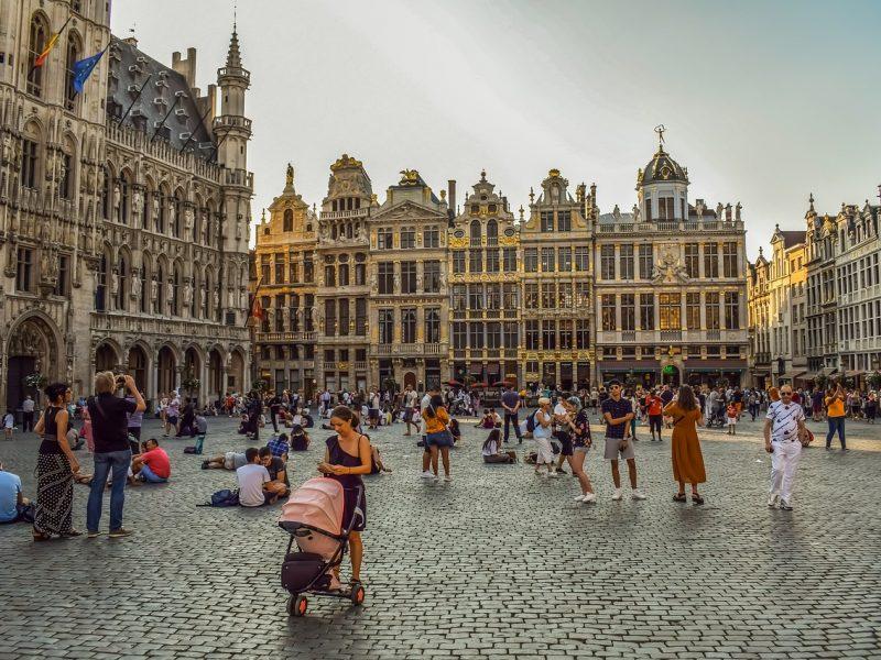 Belgium v England – UEFA Nations League A Group 2