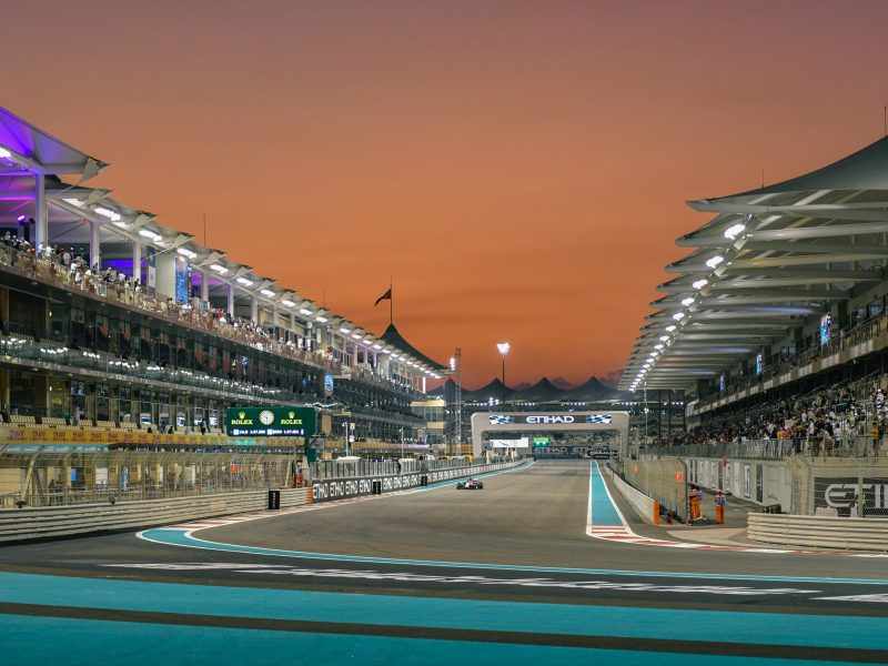 2021 Abu Dhabi Grand Prix (Formula One)