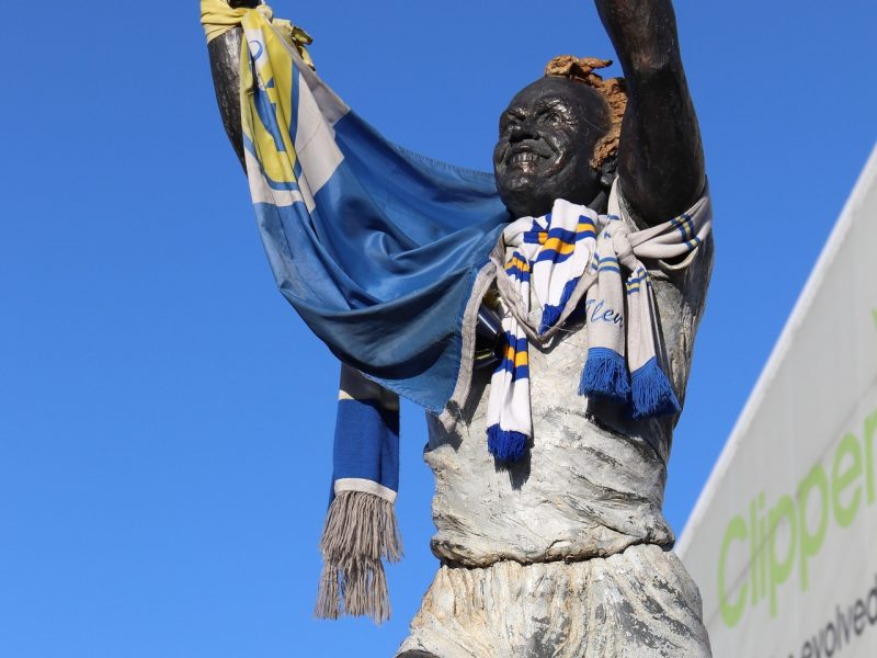Make it happen, visiting Elland Road – Take us Home: Leeds United