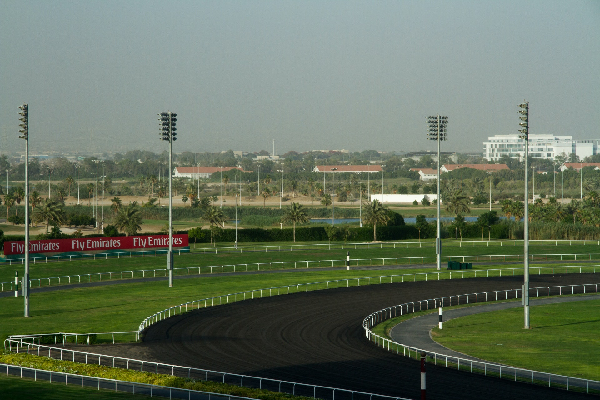 Meydan Racecourse, venue for the Dubai World Cup