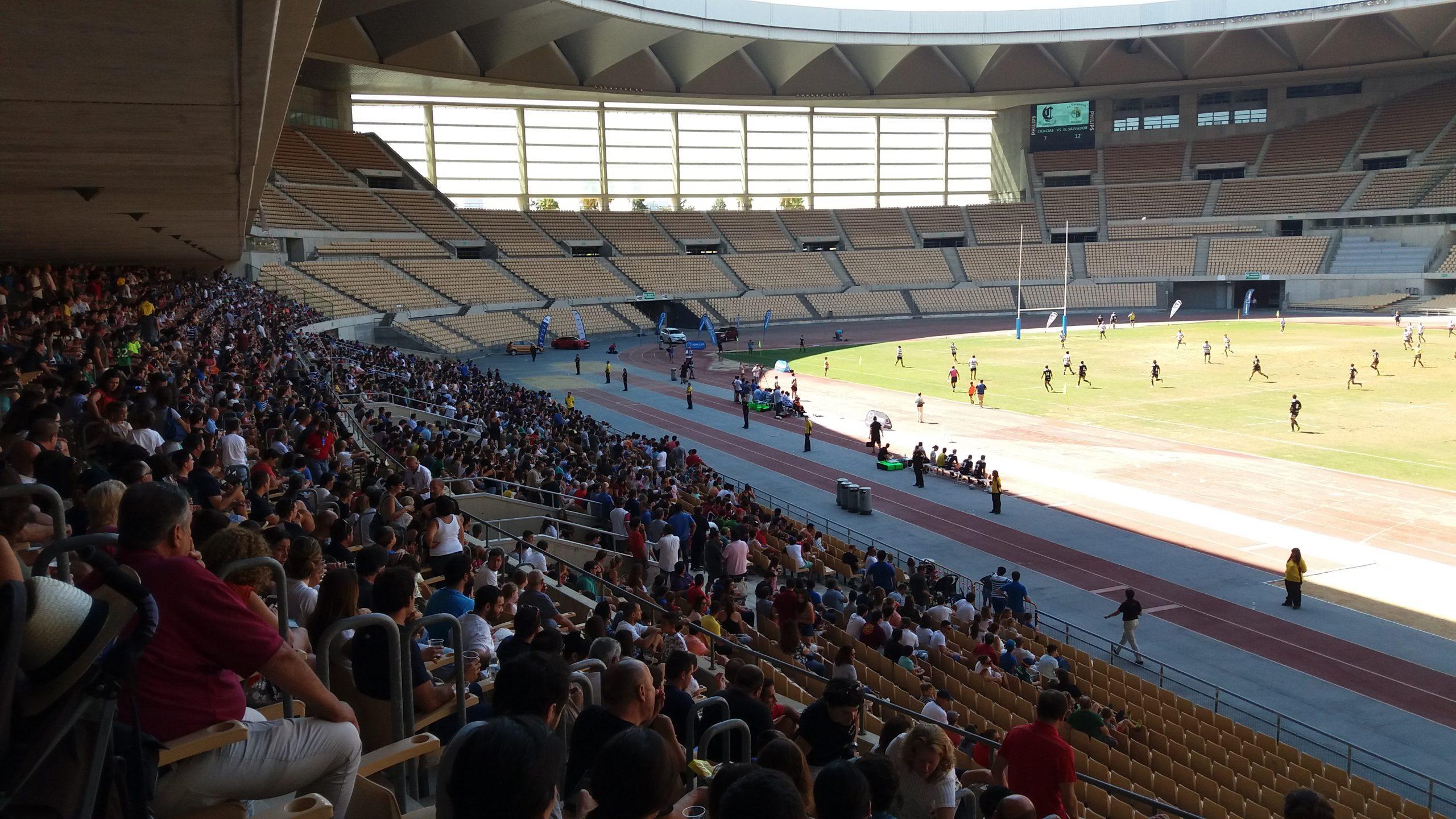Estadio La Cartuja