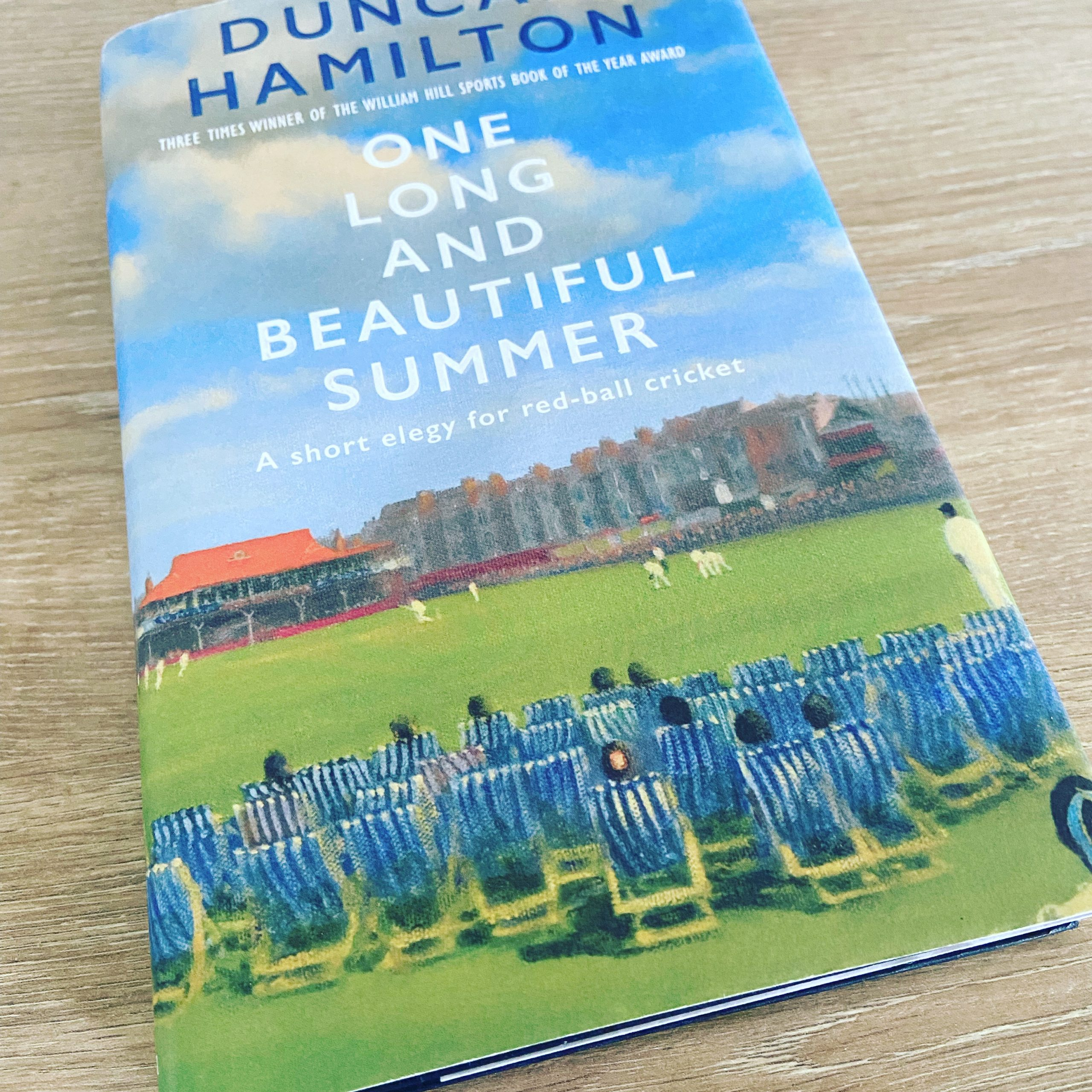 Duncan Hamilton's One Long and Beautiful Summer